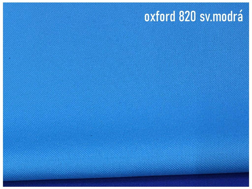 OXFORD 820 4