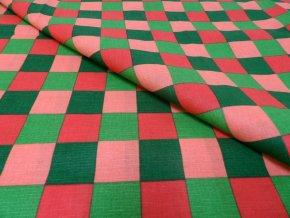 HABINA 145 (92384-45 Velké kostky barevné 4cm)-142cm