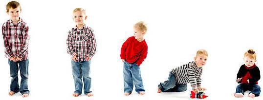 Hračky podle věku