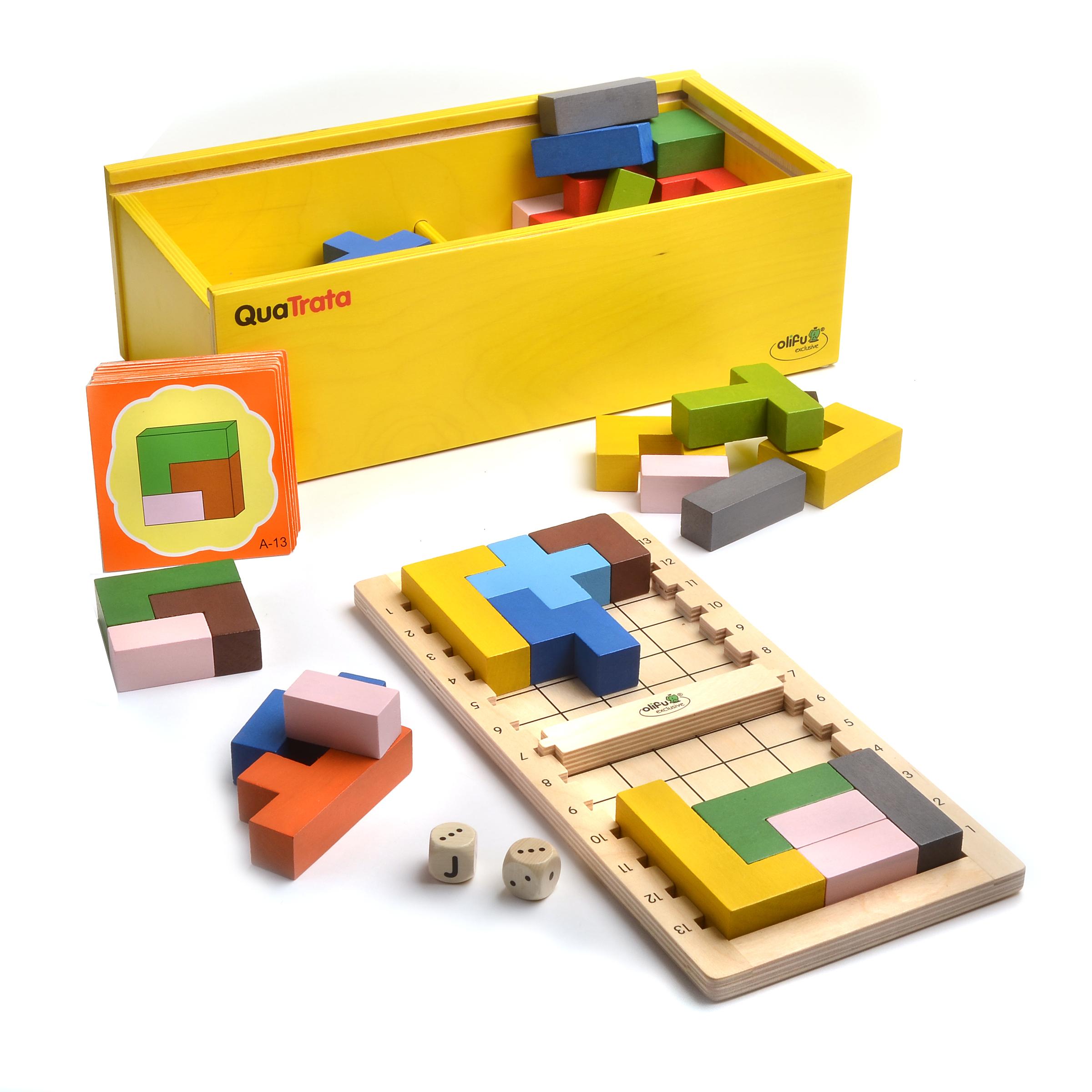 Výukové hry a hračky