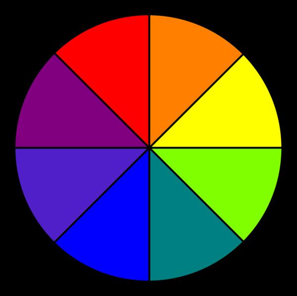 Učení barev, tvarů