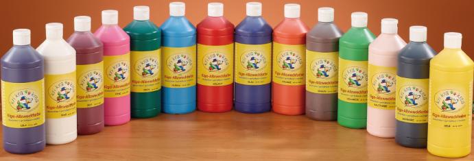 Multifunkční barvy Olifu