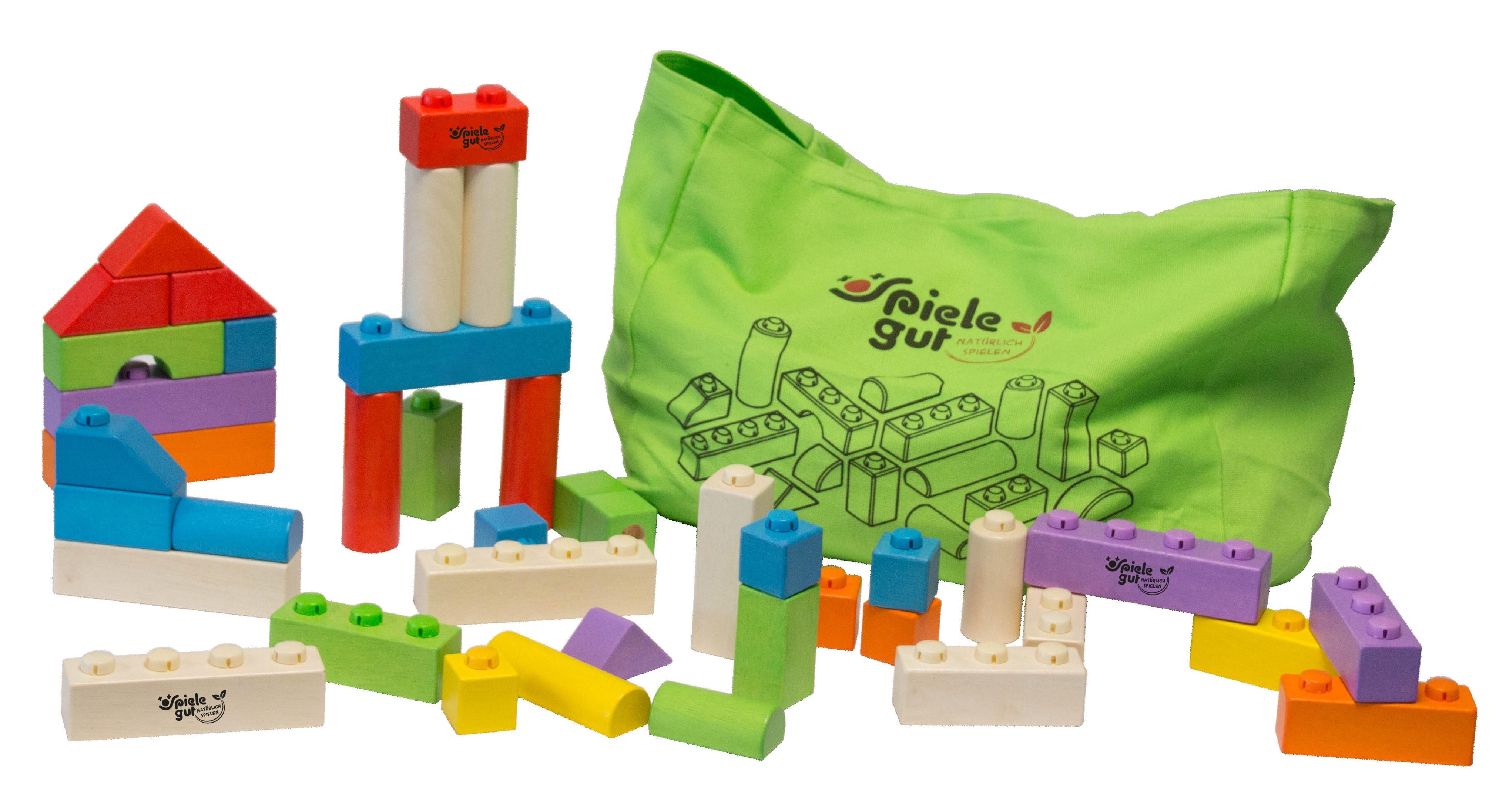 Stavebnice a stolní hračky