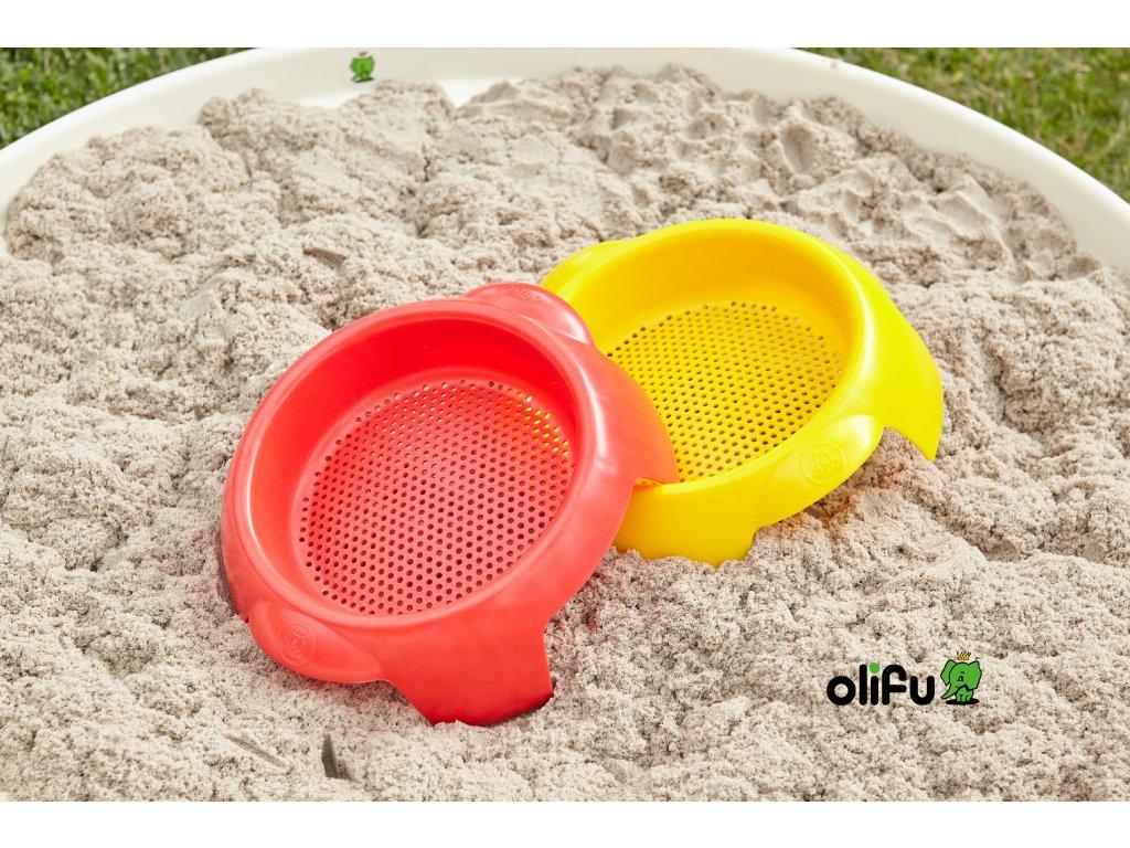 Síto na písek - 21 cm