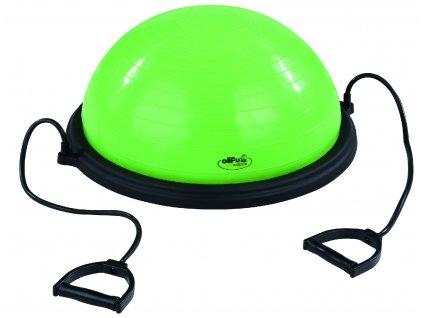 Terapeutický míč s gumami