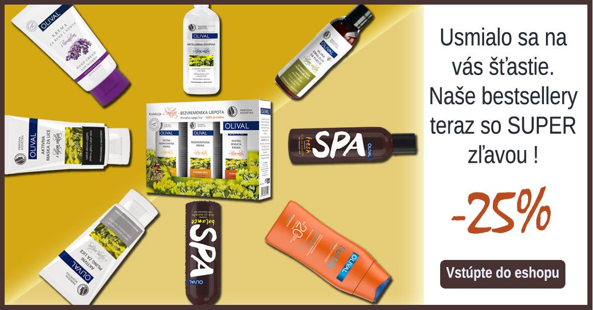 Obľúbená prírodná kozmetika za super nízke ceny