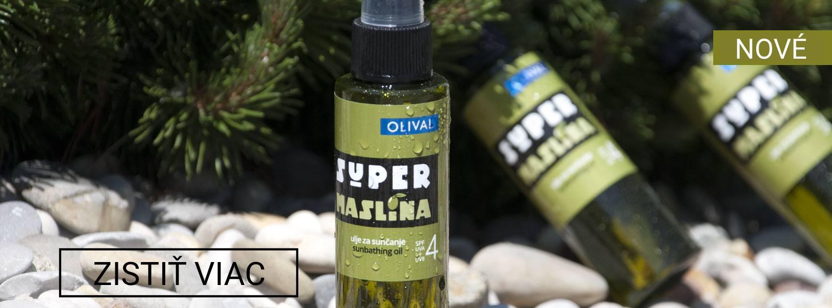 Olej, ktoré ochráni i vyživí