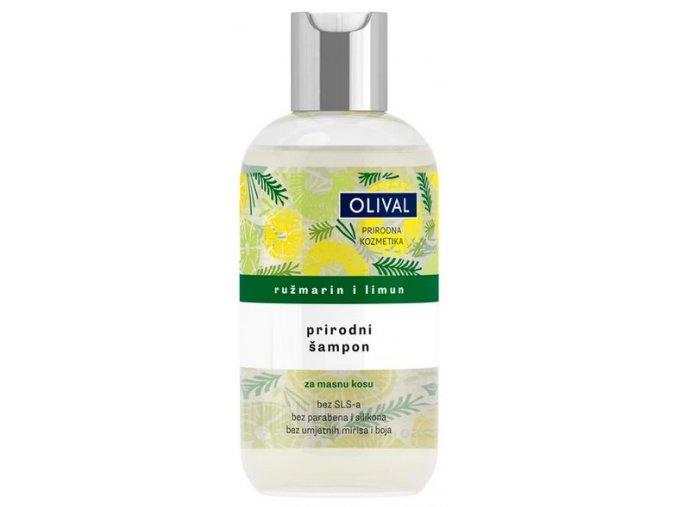 ružmarin limun šampón