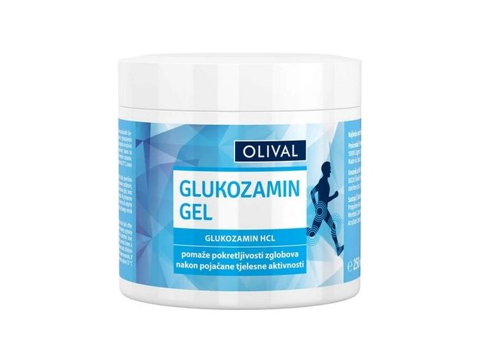glukozamin gel
