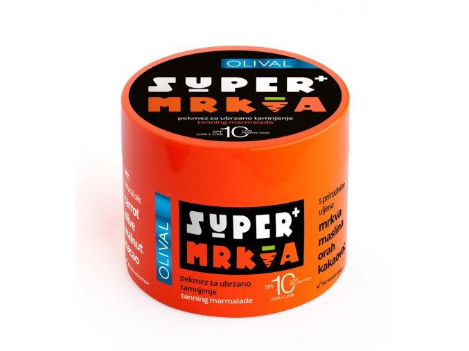 super mrkva marmelada na opalovanie spf10