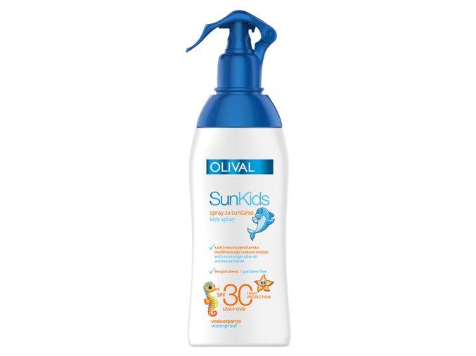 SunKids spray SPF30 large