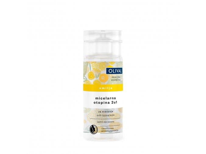 olival slamienkova micelarna voda 2v1
