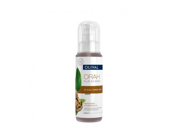 Olival olej z vlasskych orechov vlasy