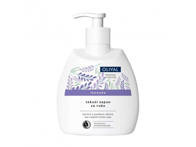 proizvod prirodan tekuci sapun lavanda