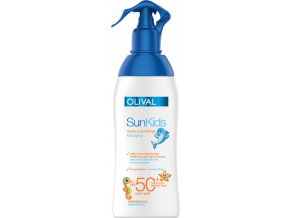 SunKids spray SPF50 large