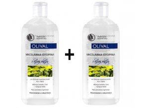 akcia 1+1 slamienkova micelarna voda