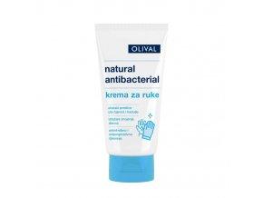 Prírodný antibakteriálny krém na ruky