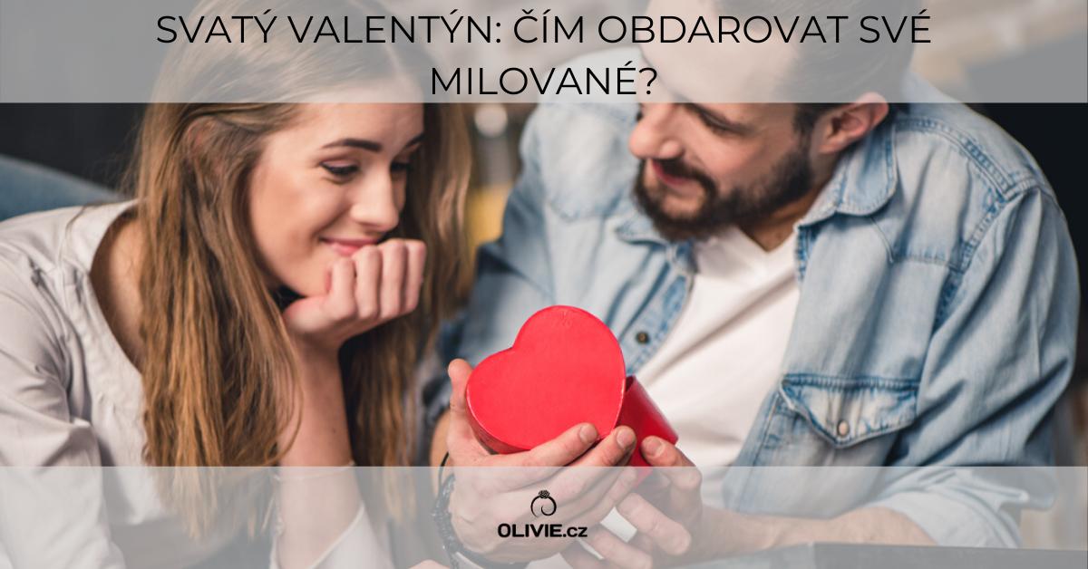 Svatý Valentýn: Čím obdarovat své milované?