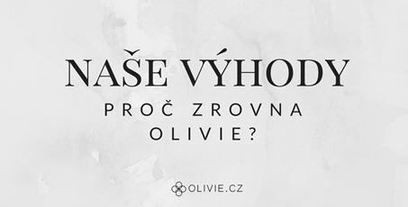 1. Výhody nákupu na OLIVIE.cz