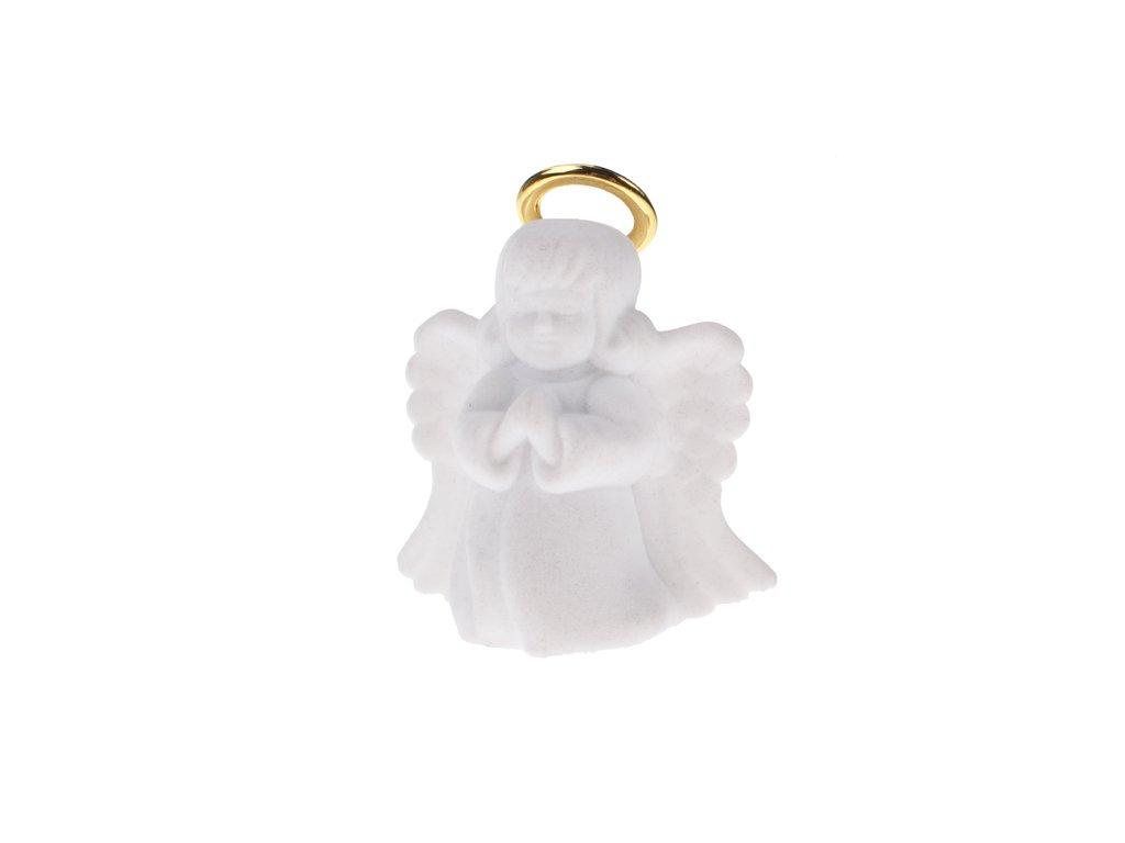 Dárková krabička na šperky anděl