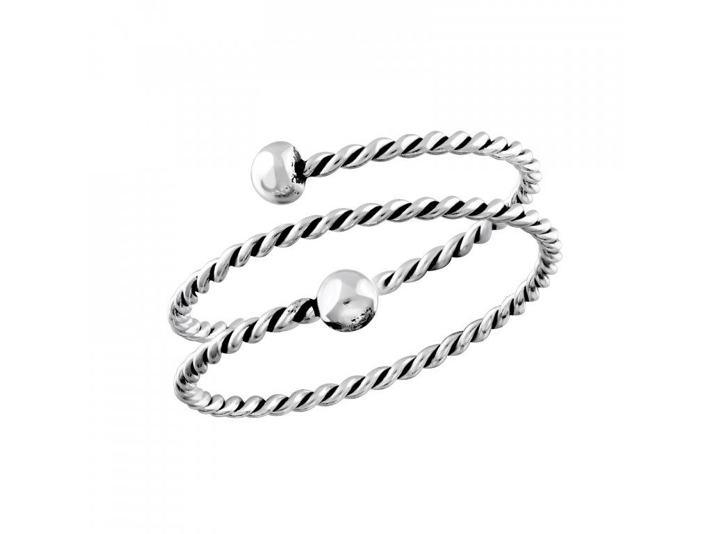 stříbrný prsten OLIVIE.CZ