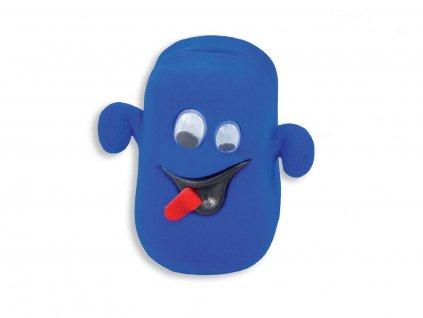 Modrá dárková sametová krabička STRAŠIDÝLKO