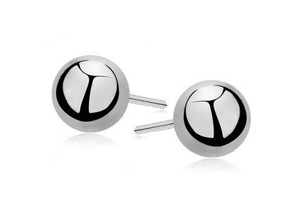 Stříbrné kuličky 6 mm