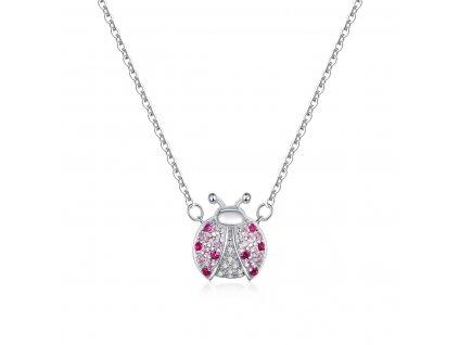 Stříbrný náhrdelník BERUŠKA od OLIVIE