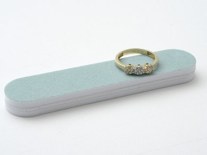 Leštící pěnový pilník na šperky