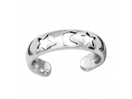 Prsten na nohu NOČNÍ OBLOHA od OLIVIE