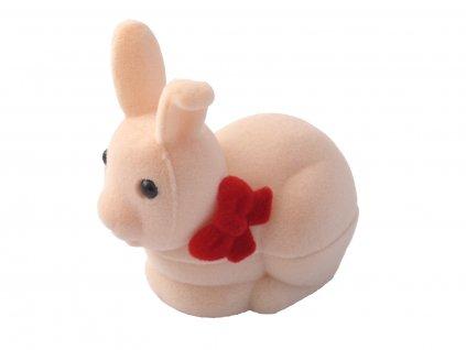 0033 dárková krabička králíček