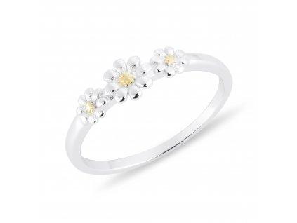 Dětský stříbrný prstýnek AMÁLKA od OLIVIE