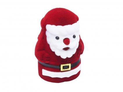 Santa dárková sametová krabička OLIVIE