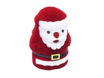 Santa dárková sametová krabička