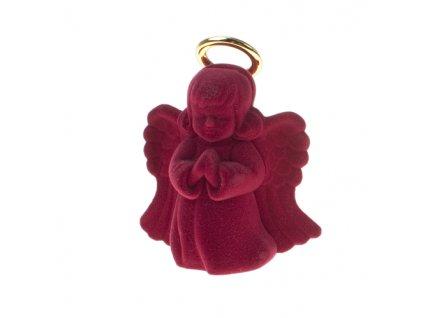 Dárková krabička na šperky andílek