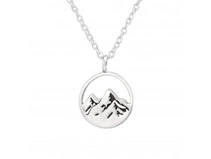 Stříbrný řetízek SILVER MOUNTAIN