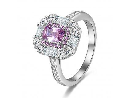 Stříbrný prsten LILIEN
