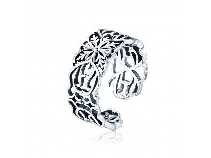 Stříbrný prsten VINTAGE od OLIVIE