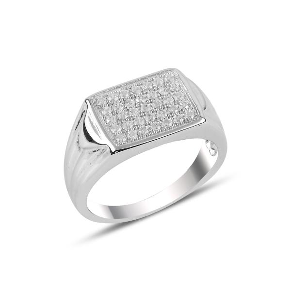 Levně Pánský stříbrný prsten 3731 Velikost prstenů: 9 (EU: 59 - 61) Ag 925; ≤ 6 g.