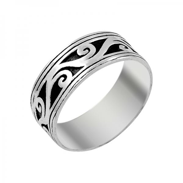 Levně Pánský stříbrný prsten 3734 Velikost prstenů: 13 (EU: 71) Ag 925; ≤4 g