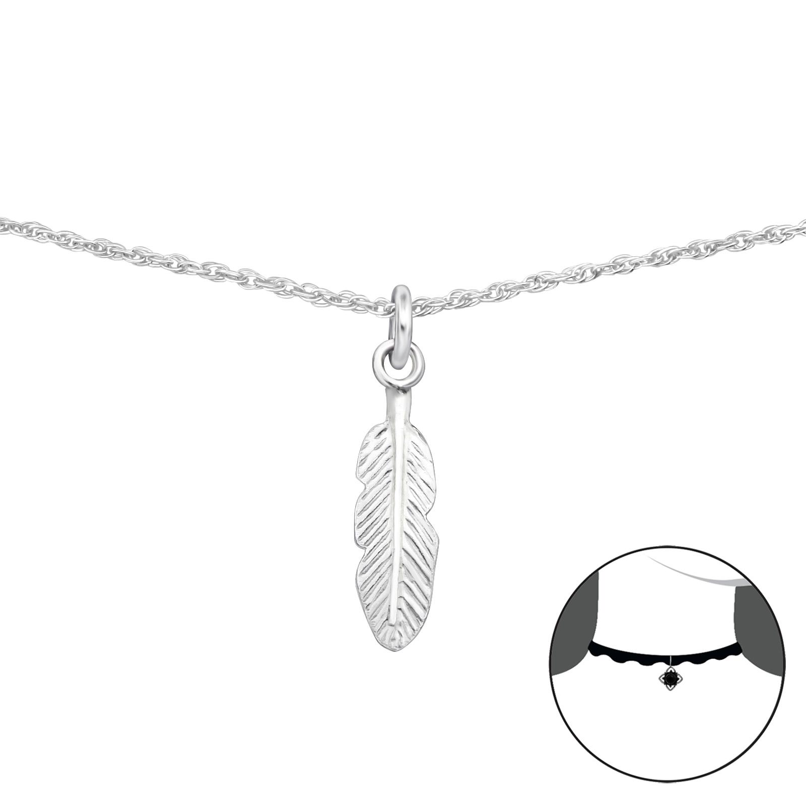 OLIVIE CHOKER náhrdelník PÍRKO 3985