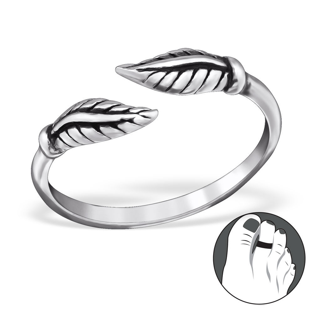 OLIVIE - stříbrný prsten 0460