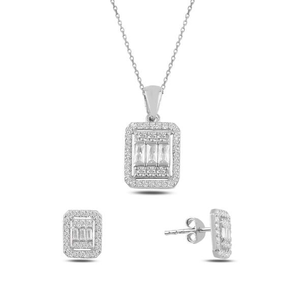 OLIVIE Sada stříbrných šperků 4797