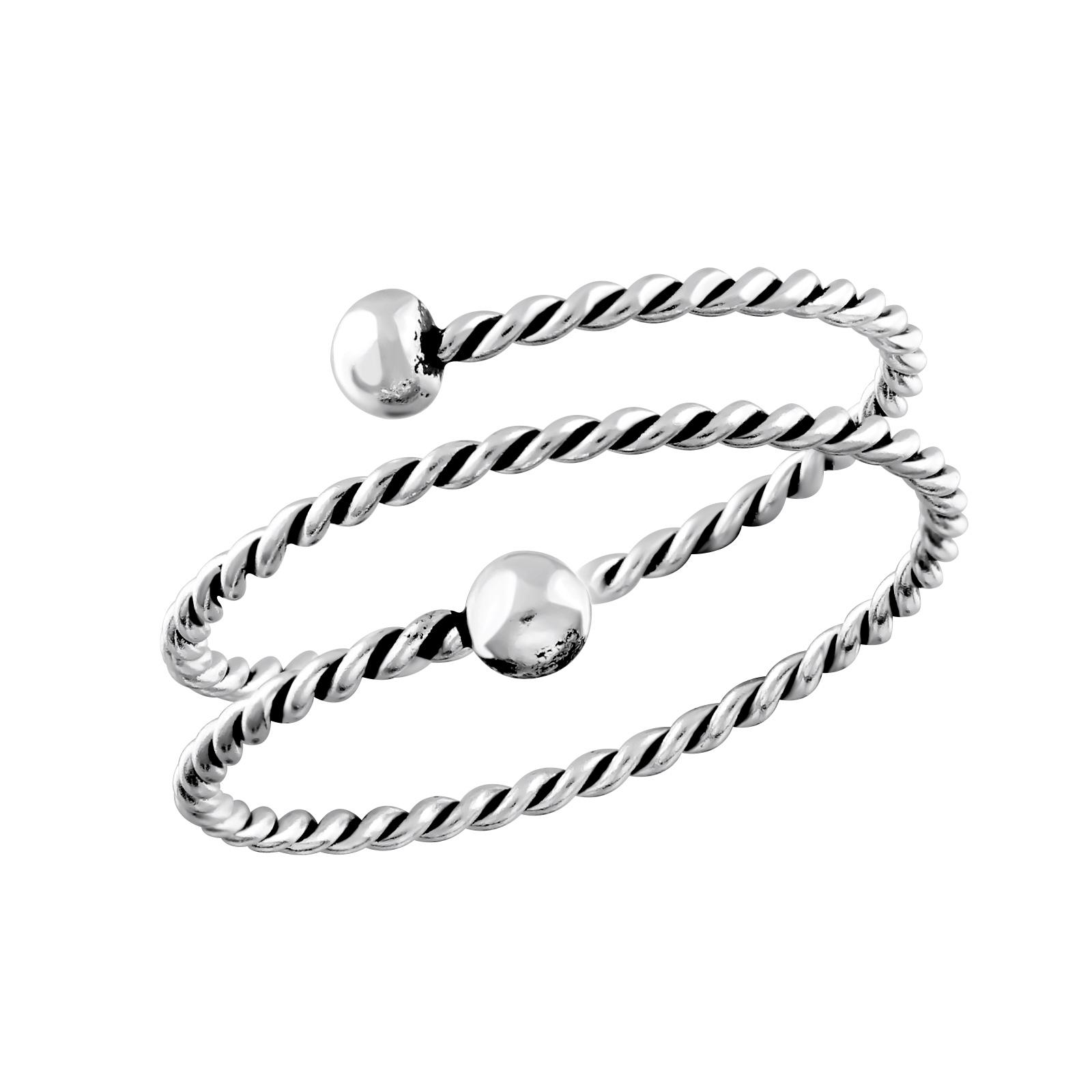 OLIVIE - stříbrný prsten 0058 Velikost: 8 (EU: 57 - 58)