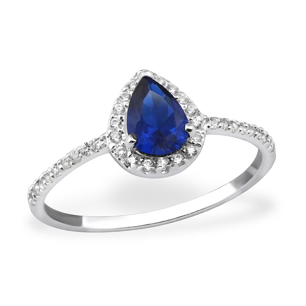 OLIVIE - stříbrný prsten 0131 Velikost: 8 (EU: 57 - 58)