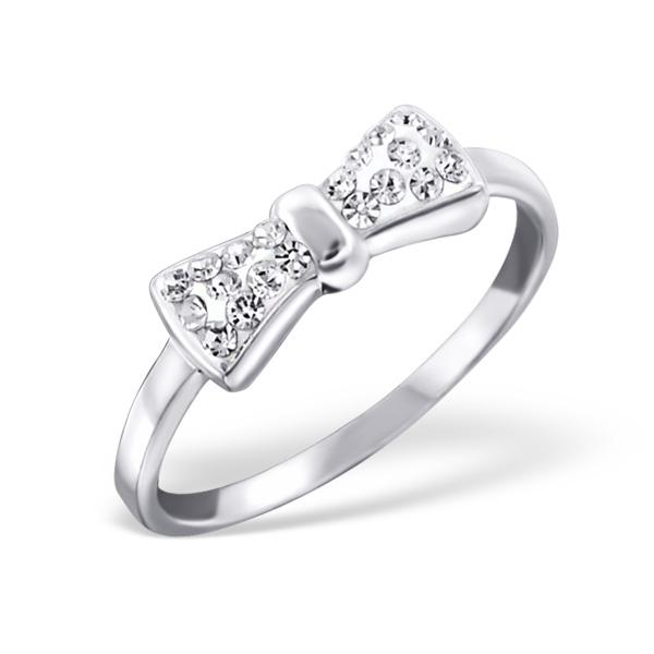 OLIVIE - stříbrný prsten 0139 Velikost: 8 (EU: 57 - 58)