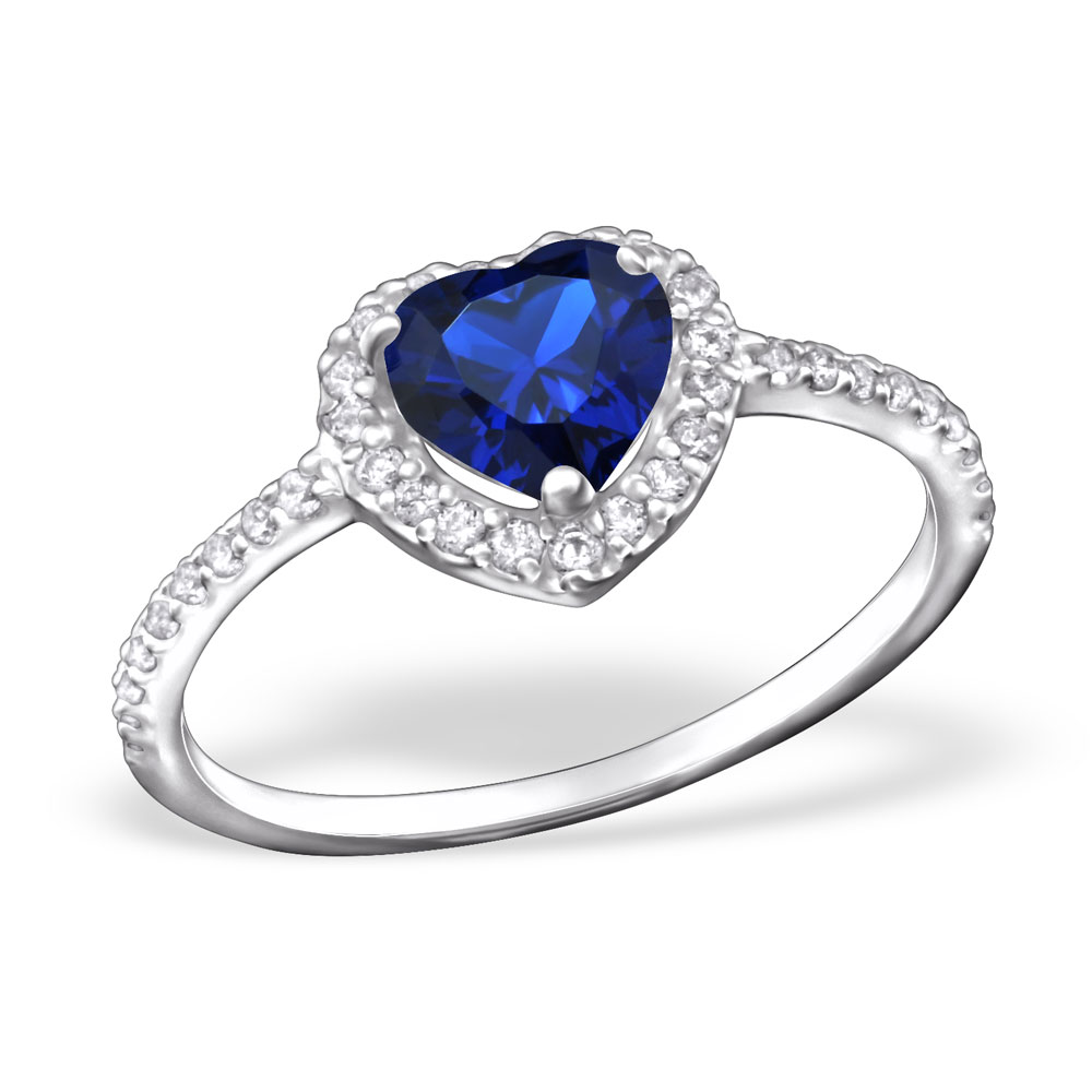 OLIVIE - stříbrný prsten 0140 Velikost: 8 (EU: 57 - 58)