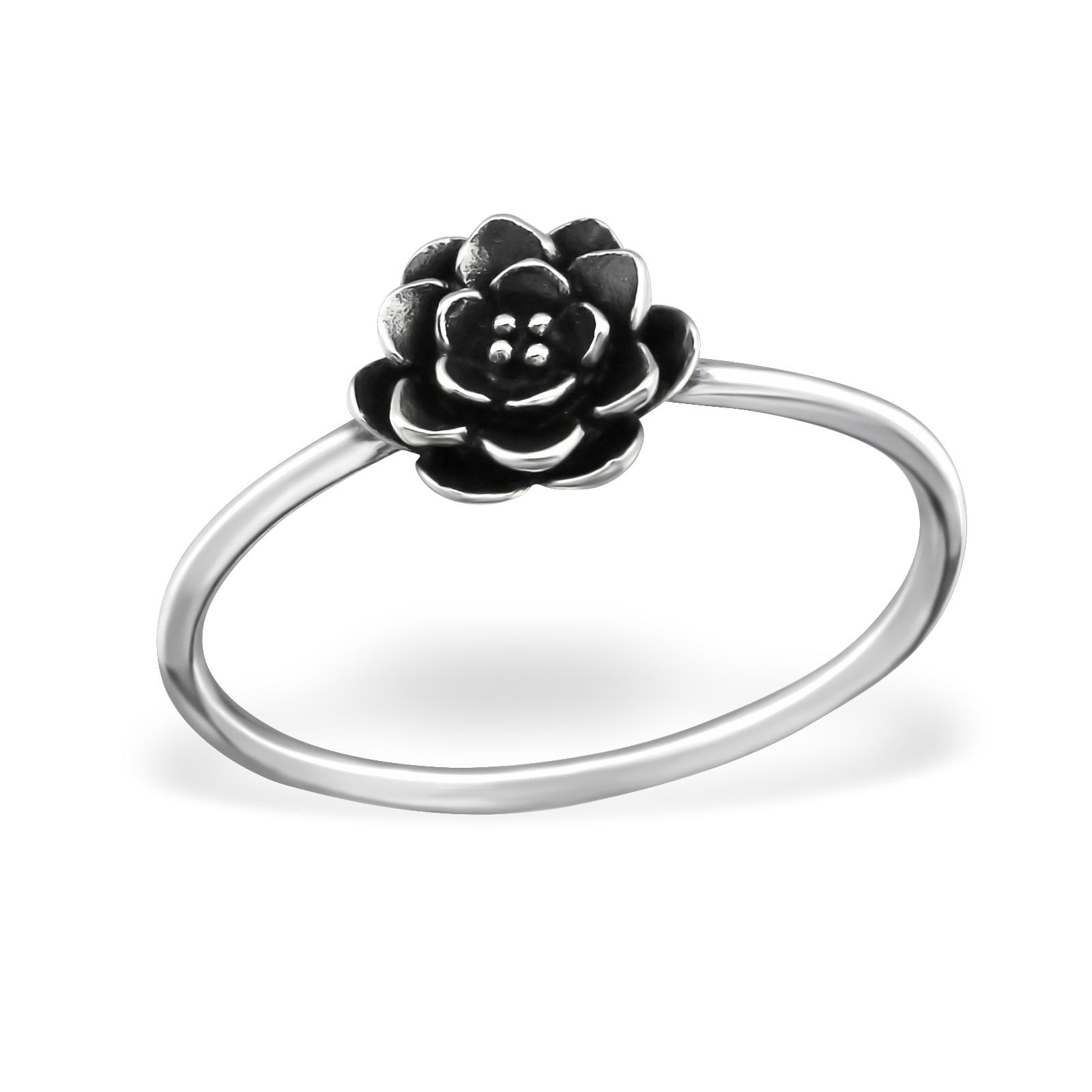 OLIVIE - stříbrný prsten 0147 Velikost: 8 (EU: 57 - 58)