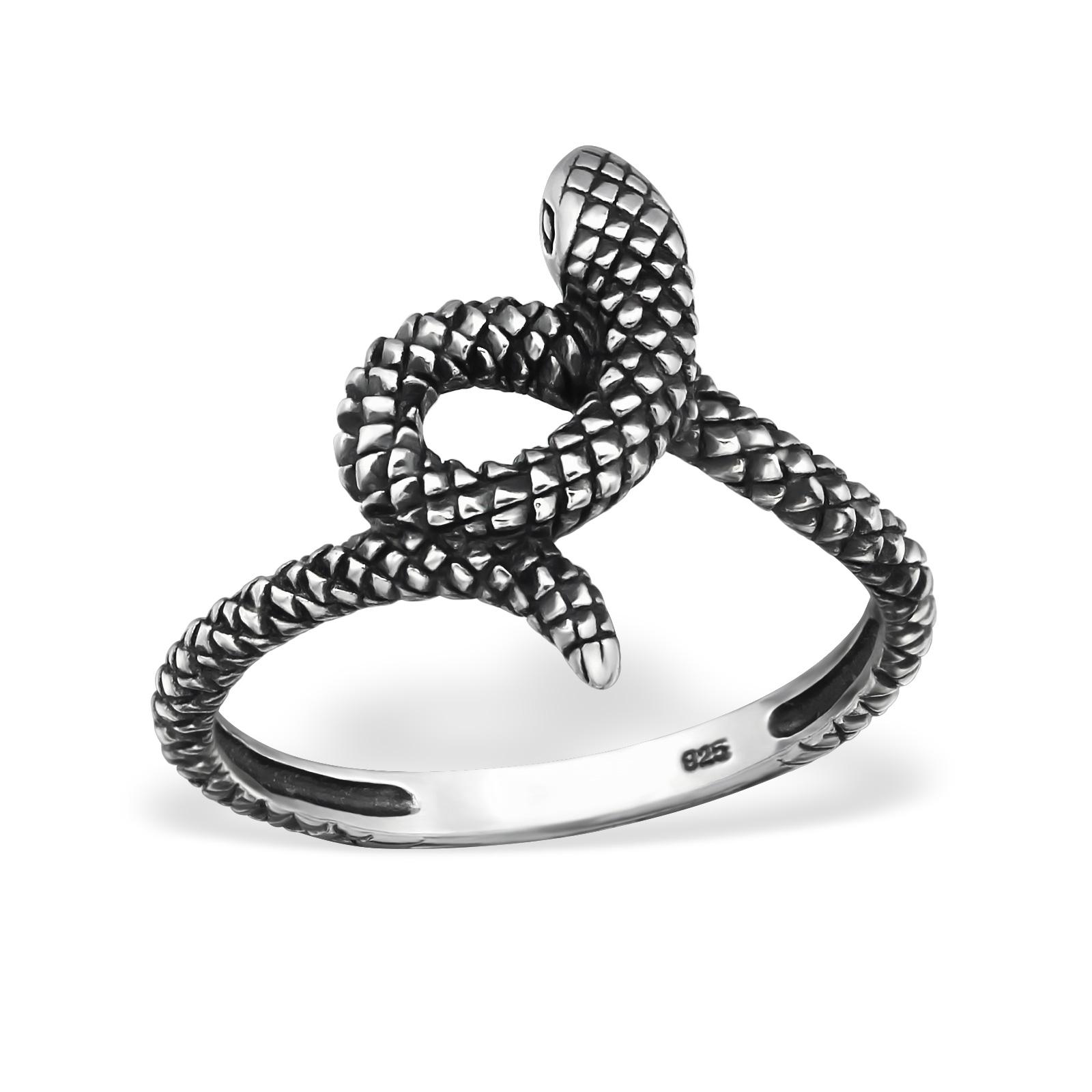 OLIVIE - stříbrný prsten 0201 Velikost: 7 (EU: 54 - 56)