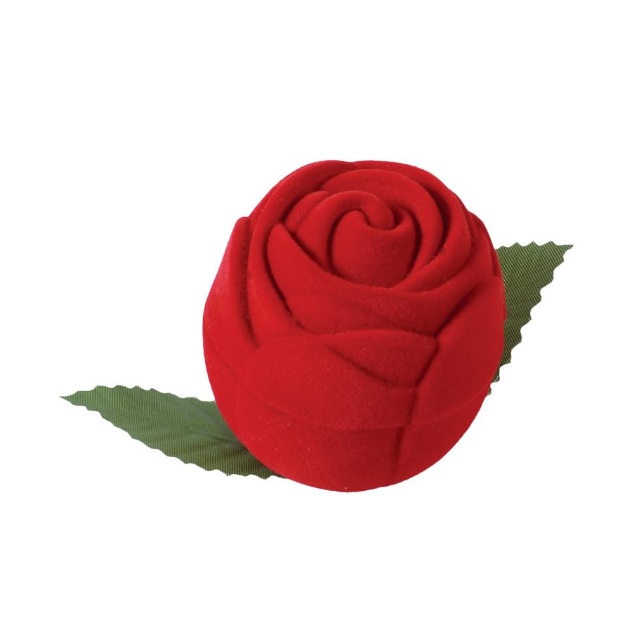 OLIVIE Dárková krabička růže 2085